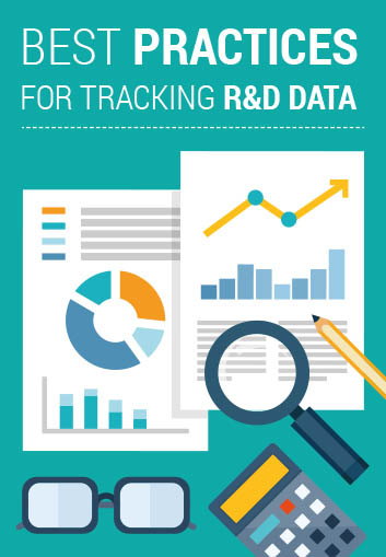Best practices for tracking R&D data