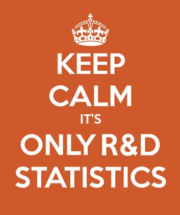 R&D statistics 2017