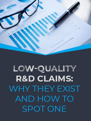 Low quality claims - why they exist and how to spot one